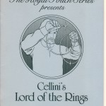 lord of the ring Cellini