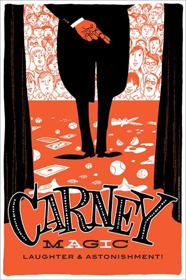 Showtime mit John Carney 9. Mai
